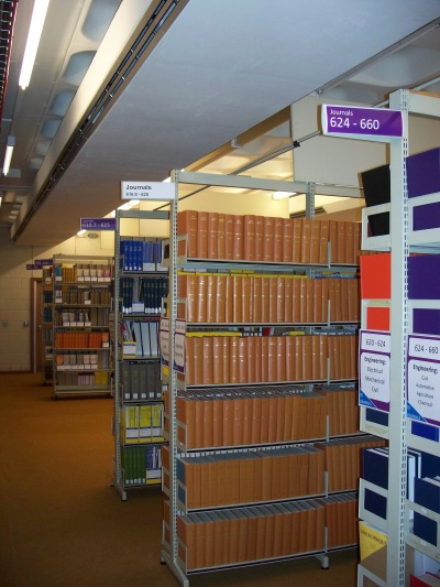 Journal stacks, floor 02