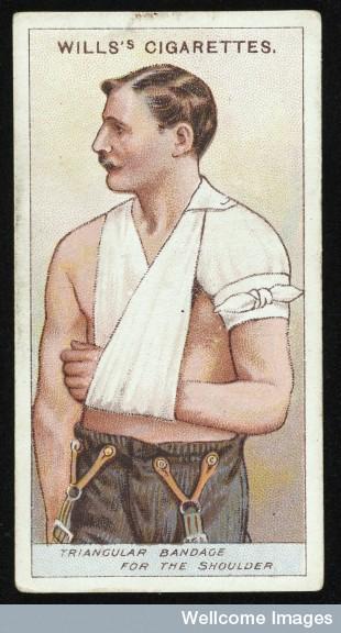 L0044863 Willis's cigarettes card